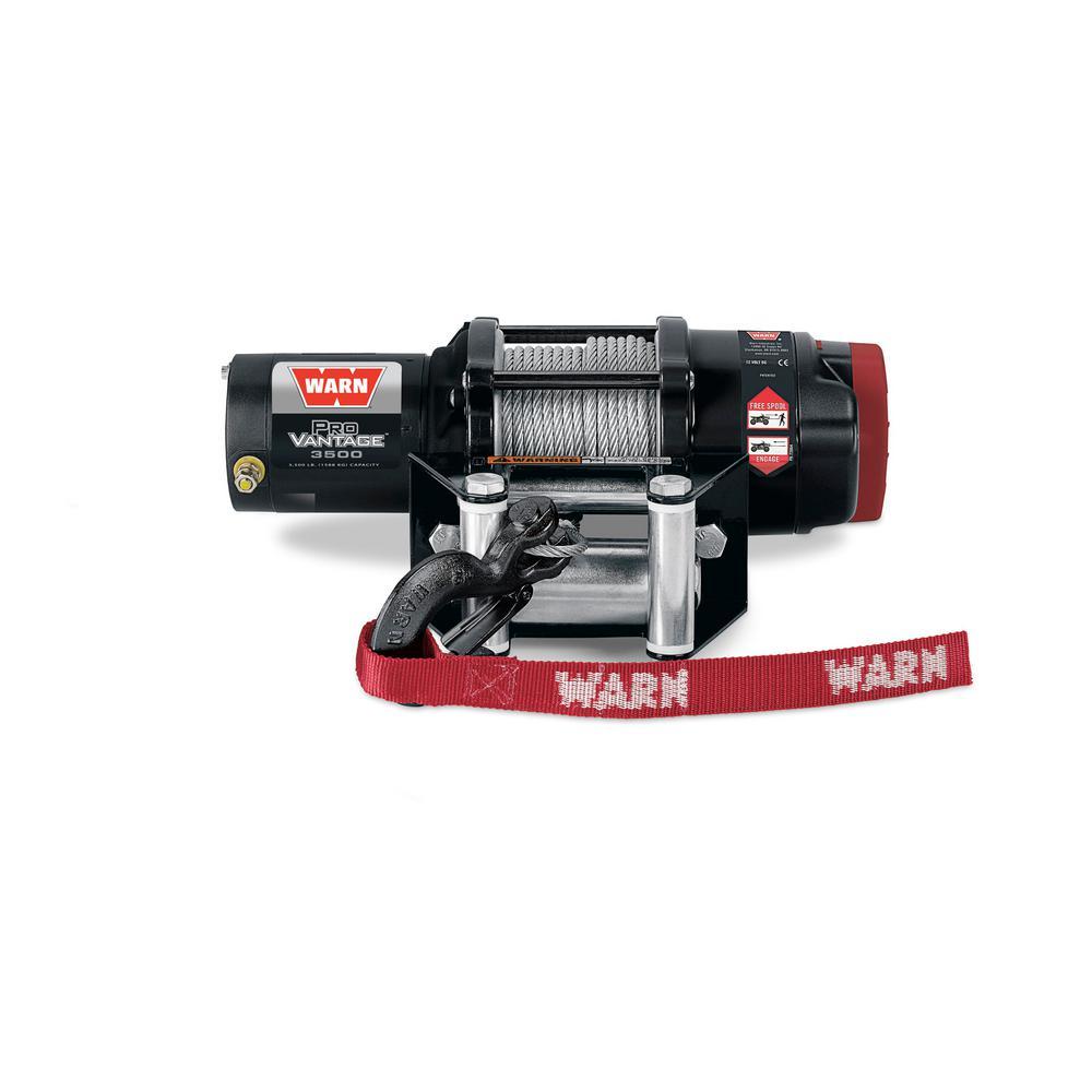 Warn ProVantage 3500, 3500 lb. Winch by Warn