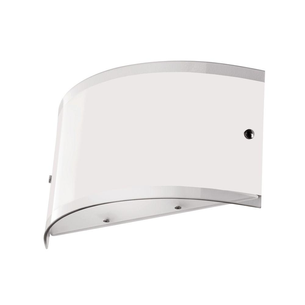 Eurofase Velo Collection 1-Light Chrome Wall Sconce-DISCONTINUED