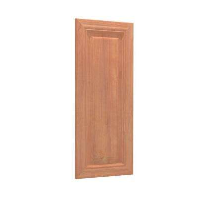12x30x.75 in. Dartmouth Matching Wall End Panel in Cinnamon