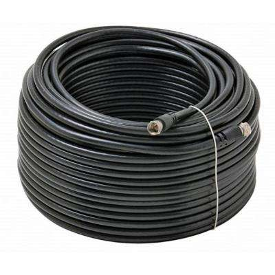 Black - Coaxial Cable - Wire - Electrical - The Home Depot