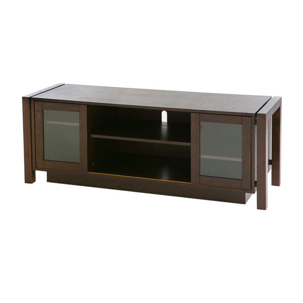 Home Decorators Collection Espresso TV Stand/Media Console