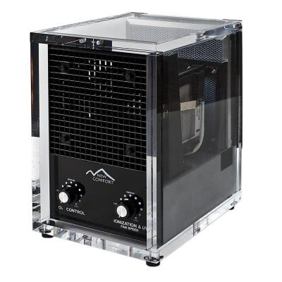 CA 3500 Ozone Generator and 6 Stage Air Purifier