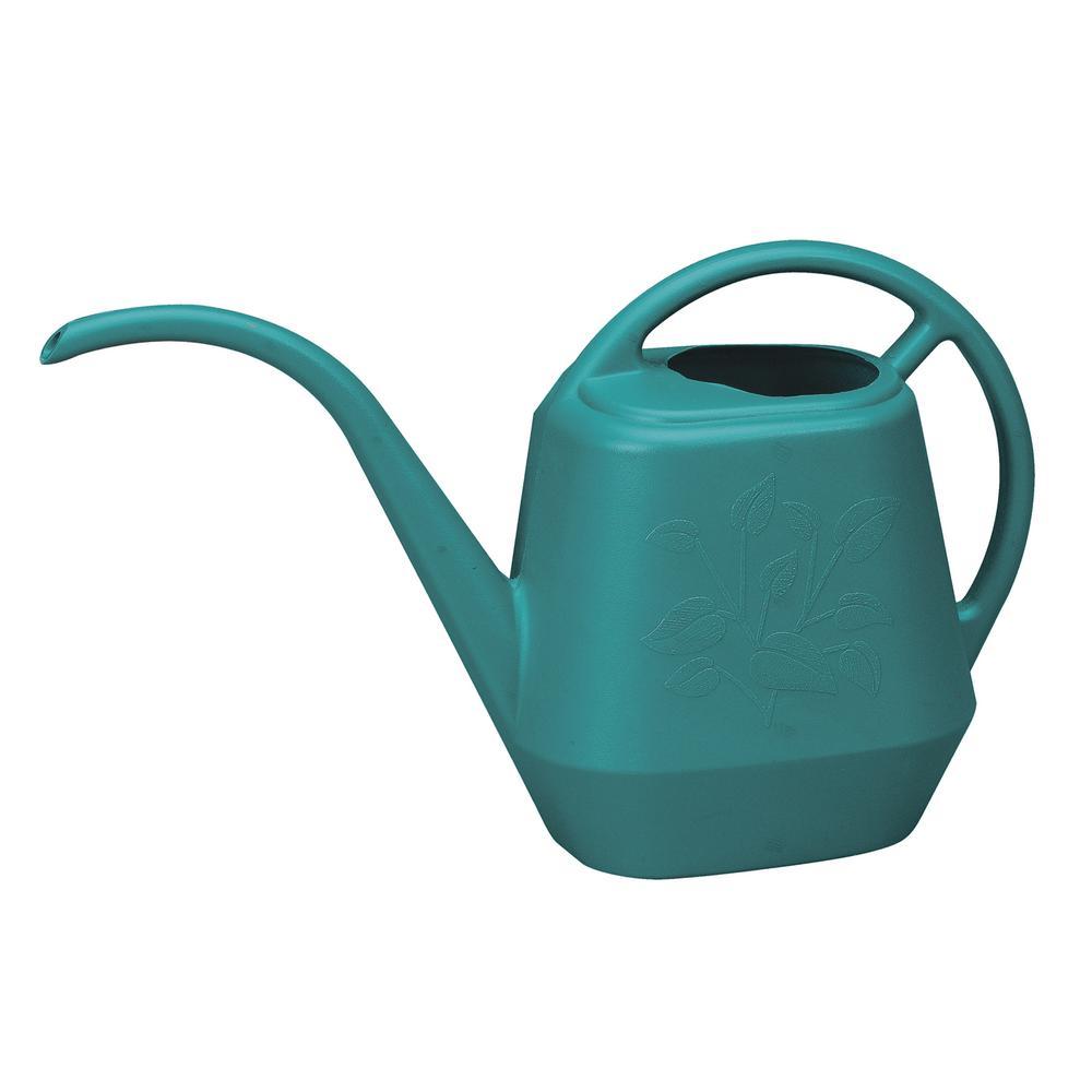Aqua Rite 1/2 Gal. Bermuda Teal Watering Can