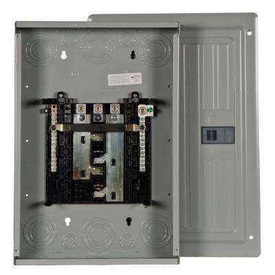 ES Series 200 Amp 12-Space 24-Circuit Main Lug Indoor 3-Phase Load Center