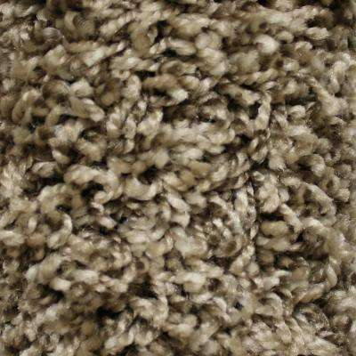 Carpet Sample - Shelby II - Color Famous Style Twist 8 in. x 8 in.