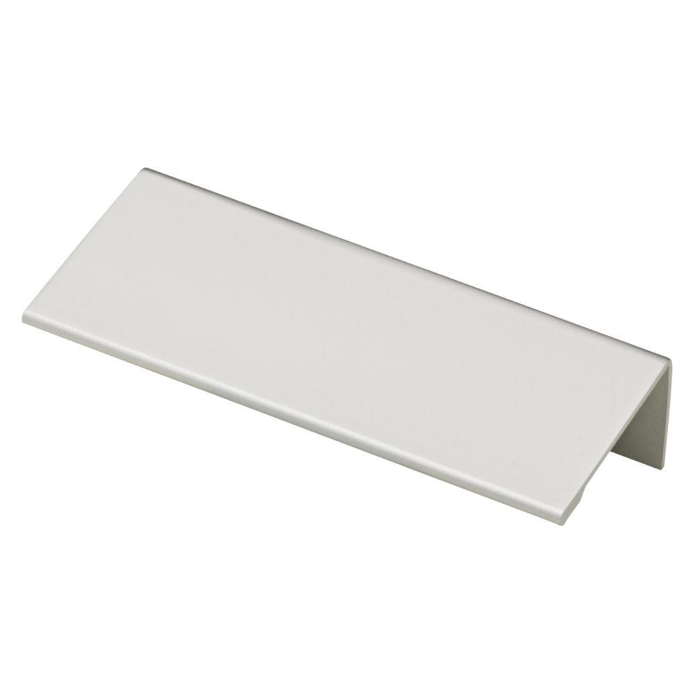 Liberty Modern Edge 3 in. (76mm) Aluminum Cabinet Pull