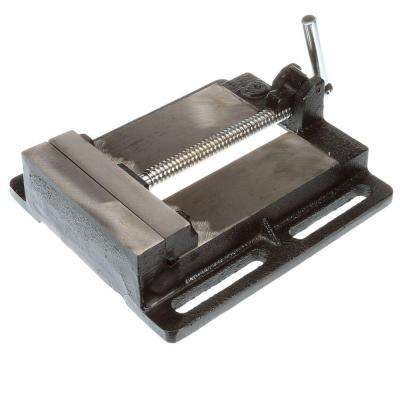 6 in. Quick-Release Drill Press Vise