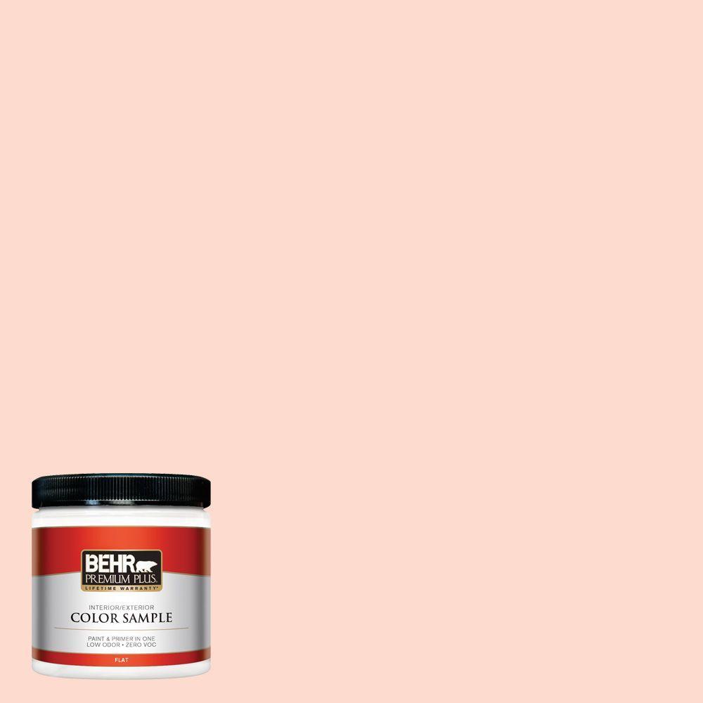 BEHR Premium Plus 8 oz. #220C-2 Peachtree Interior/Exterior Paint Sample
