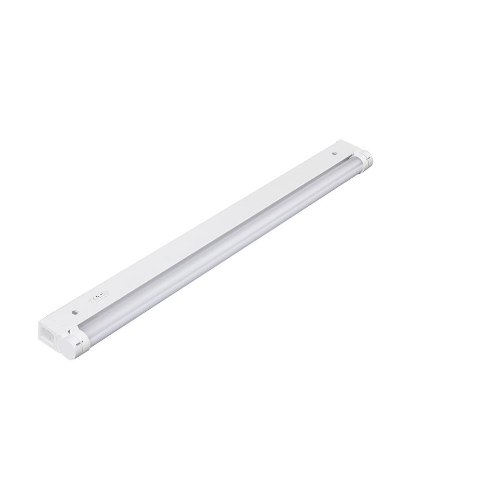 ETi 24 in. LED Plug In and Direct Wire Beam Adjustable Under Cabinet ...