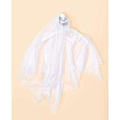 20 in. Hanging Ghost (12-Set)