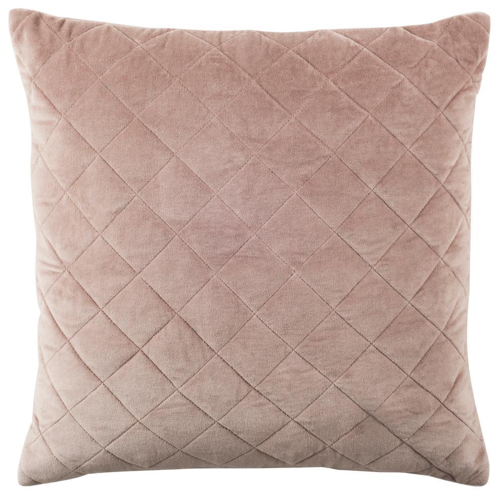Diy Quilted Throw Pillow : Safavieh Harper Quilt Pillow-PLS871A-1818 - The Home Depot