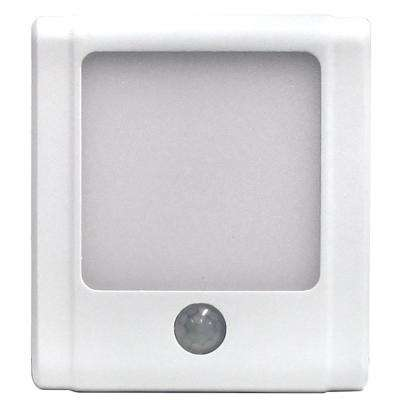 Square Motion Activated LED Night Light