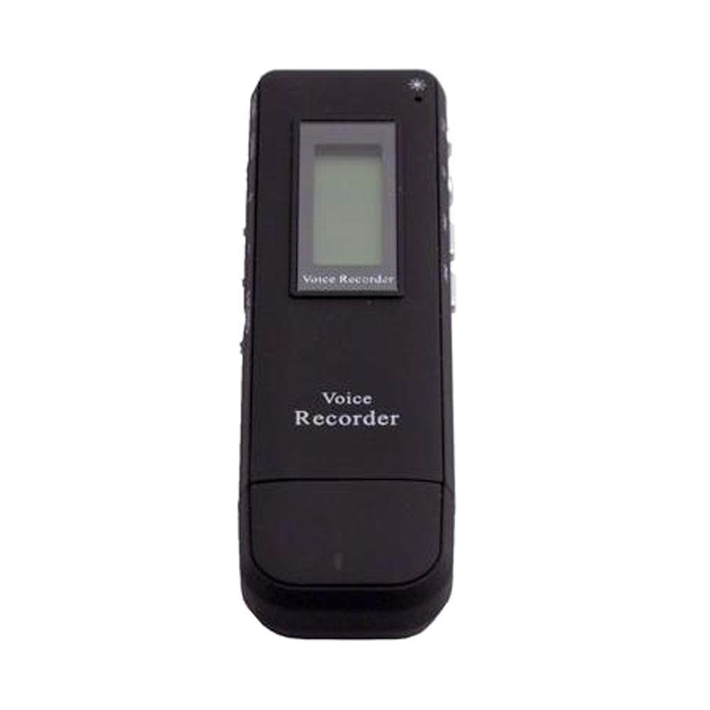 Mini Telephone Voice Recorder - Black Mini Telephone Voice Recorder - Black