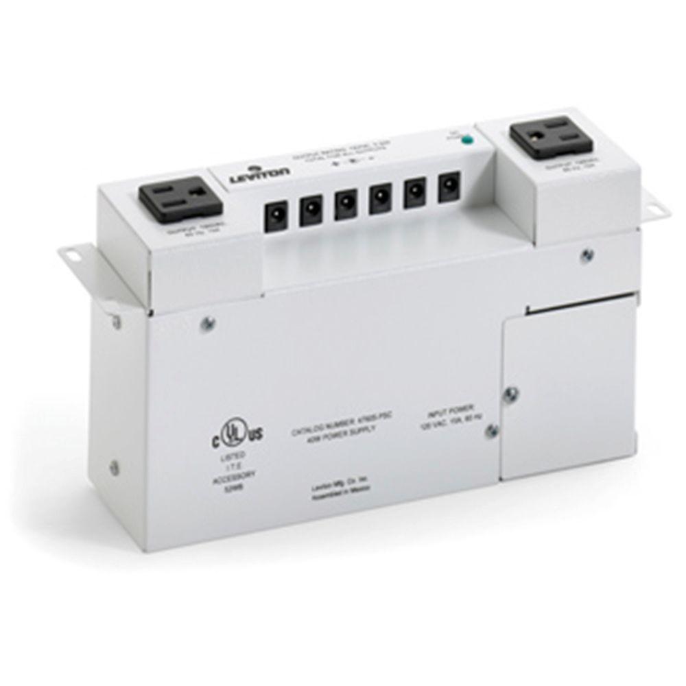 Structured Media Versatile AC or DC Power Supply Module