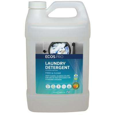 128 oz. Free and Clear Liquid Laundry Detergent