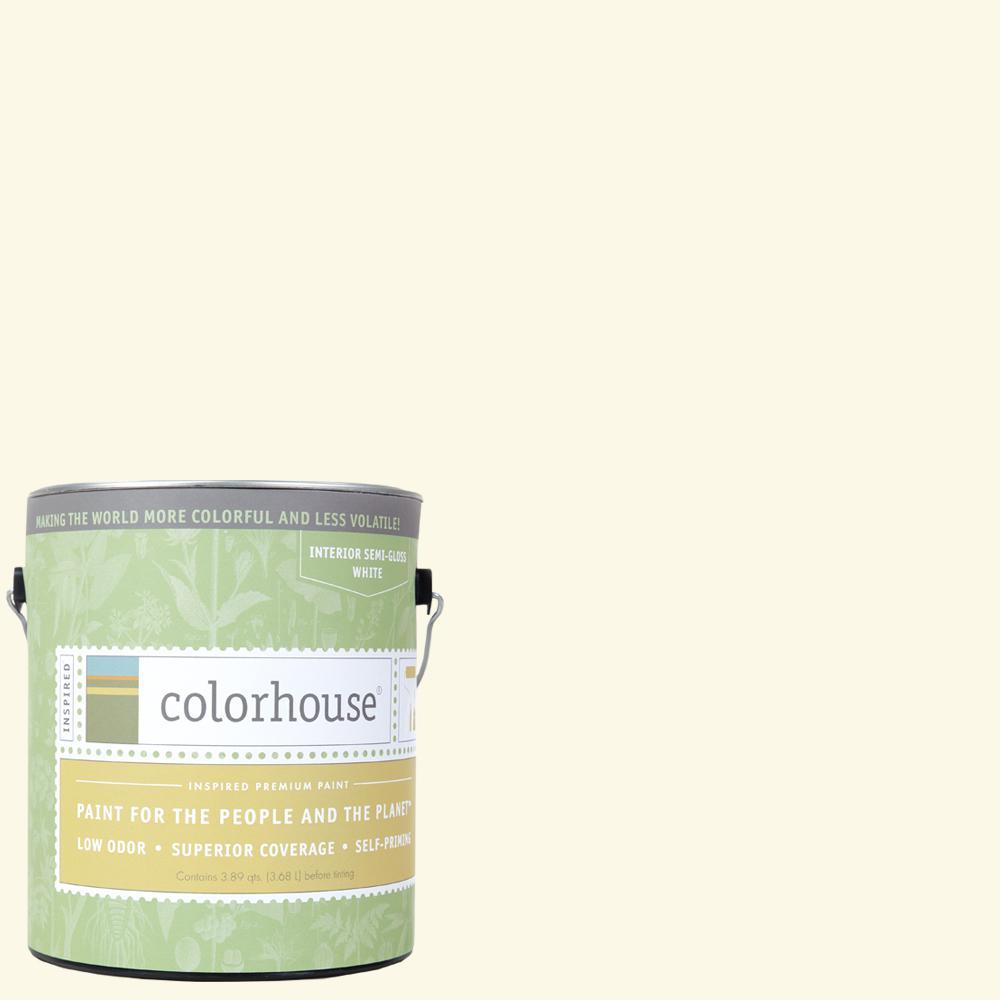 Colorhouse 1 gal air 01 eggshell interior paint 462113 - Eggshell or semi gloss ...