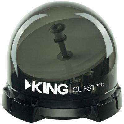 Quest Pro Premium Satellite TV Antenna