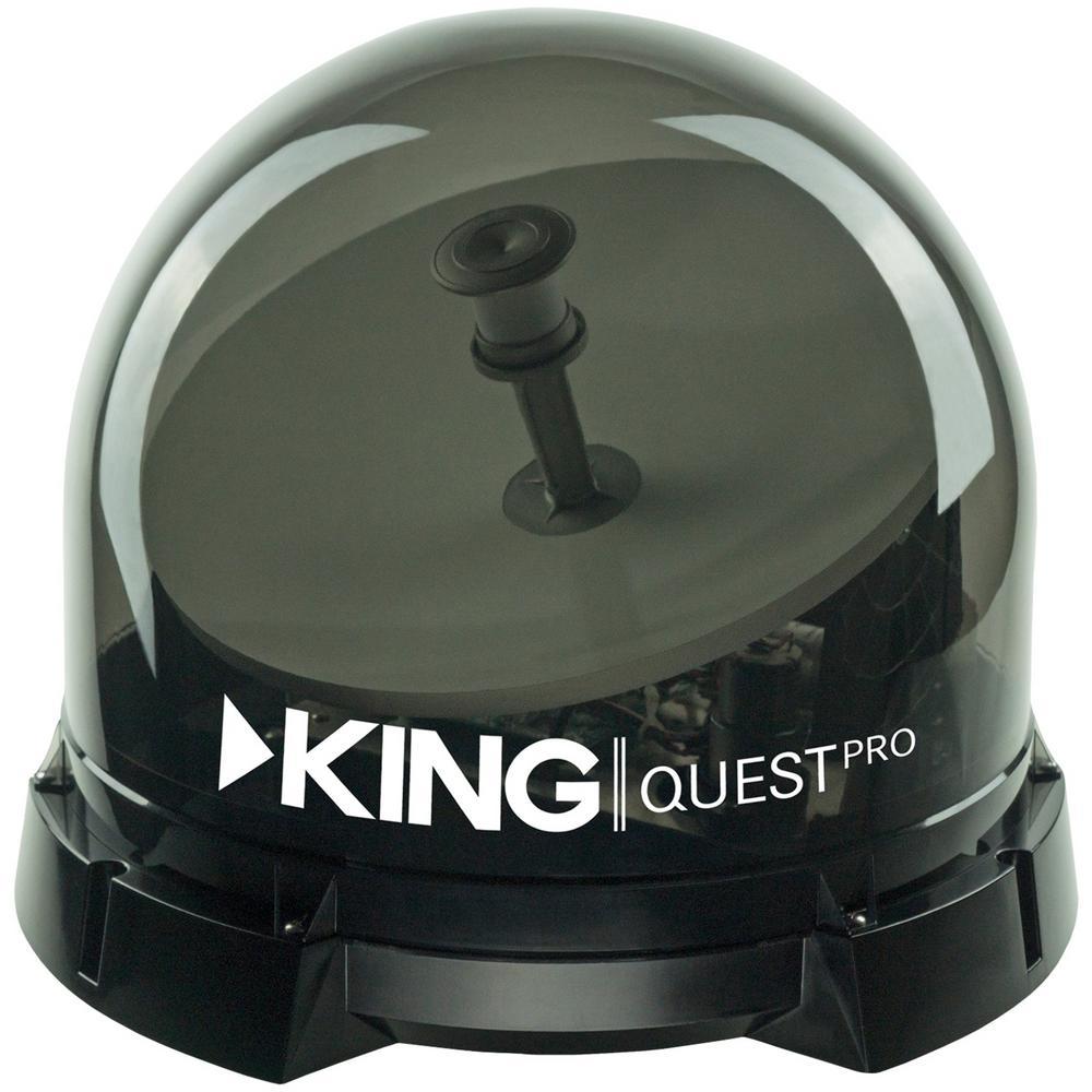 Quest Pro Premium Satellite TV Antenna