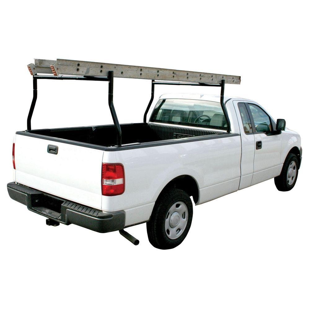 Truck Pipe Rack >> Pro Series 500 Lbs Load Capacity Cargo Truck Rack