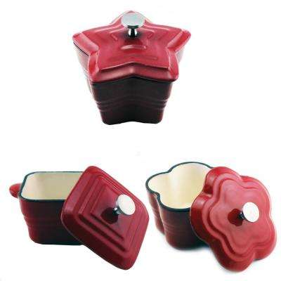 6-Piece Mini Casserole Set