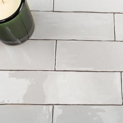 Gray Shower Subway Tile Flooring The Home Depot