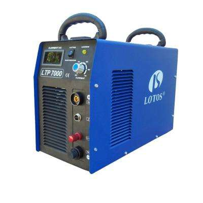 70 Amp Non-Touch Pilot Arc IGBT Inverter Plasma Cutter for Metal, 220V, 7/8 Inch Clean Cut