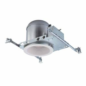 Commercial Electric 6 inch White Recessed Lighting Housings and Trims (6-Pack) by Commercial Electric
