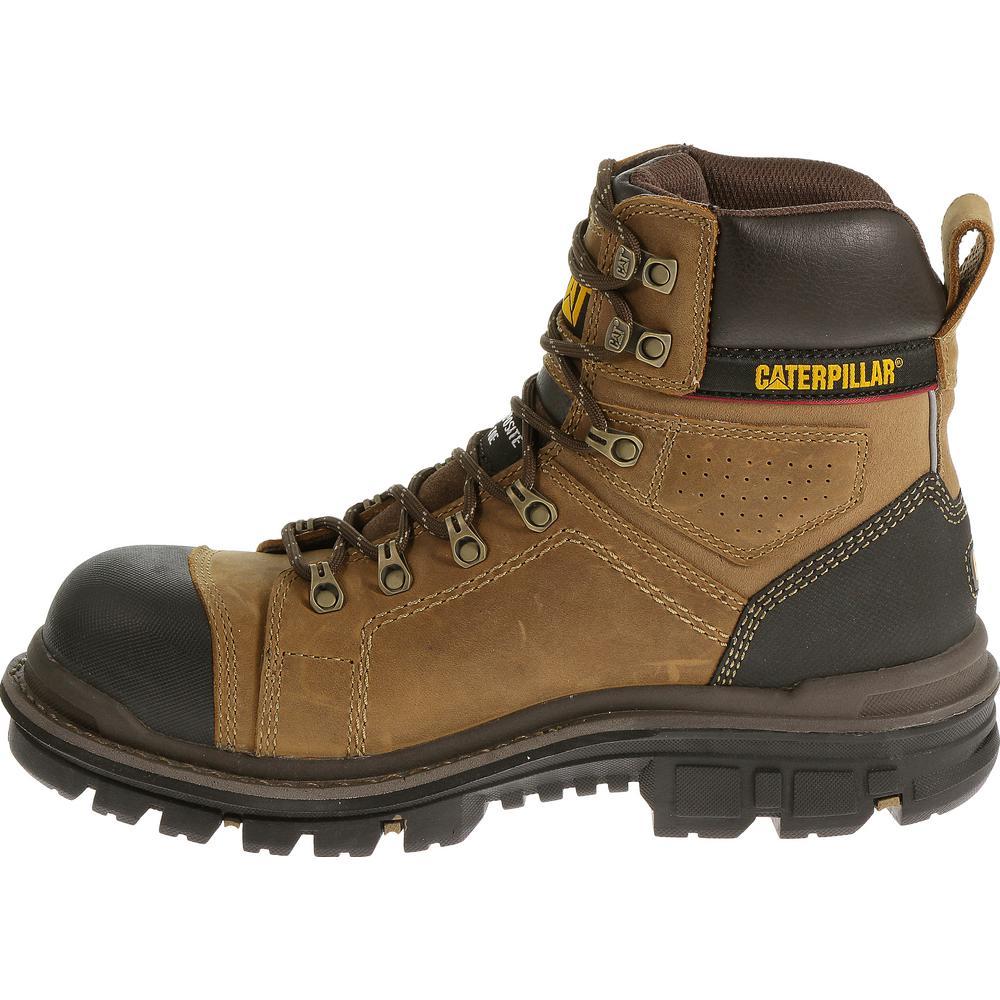 CAT Footwear Men's Hauler Waterproof 6