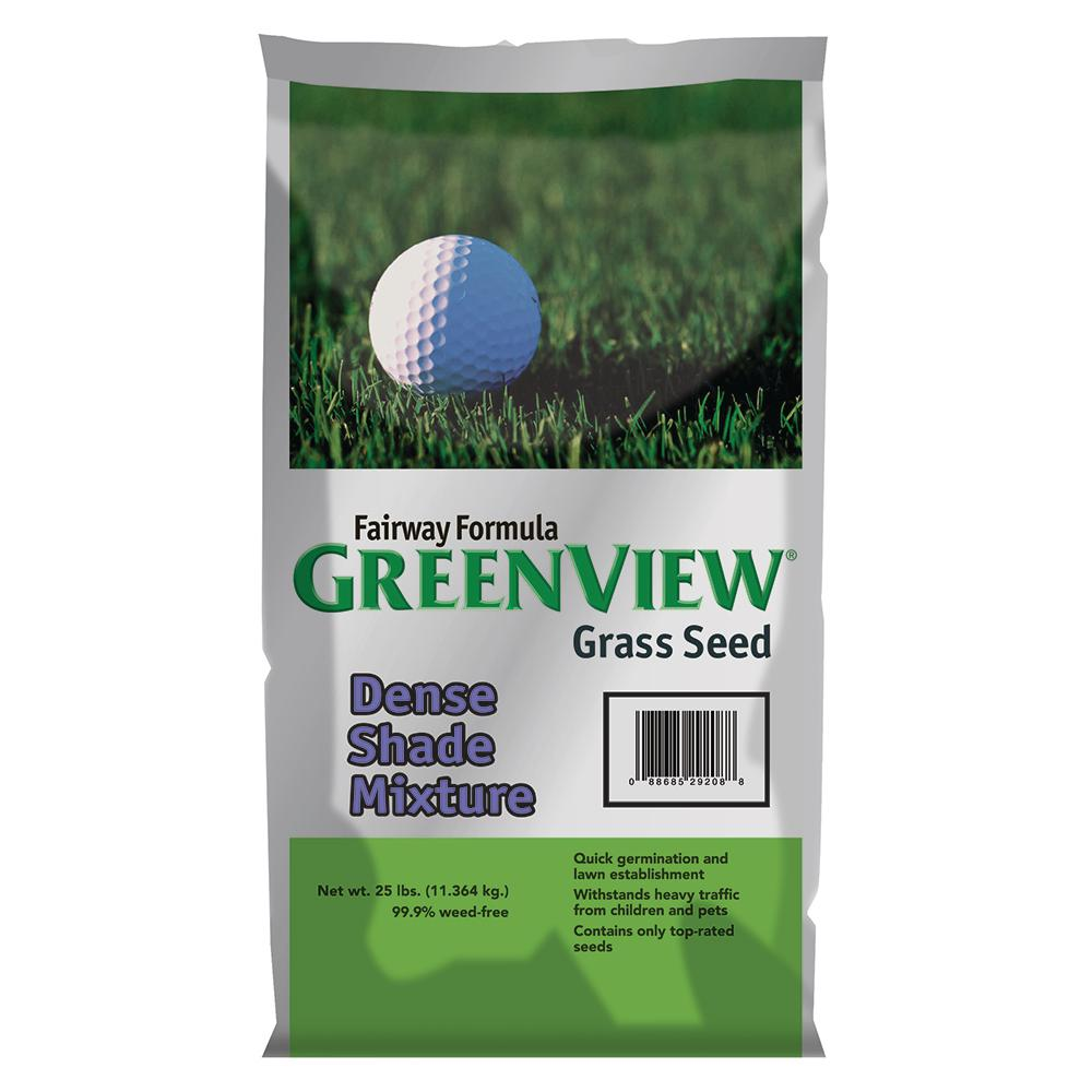 25 lb. Fairway Formula Dense Shade Grass Seed Mixture
