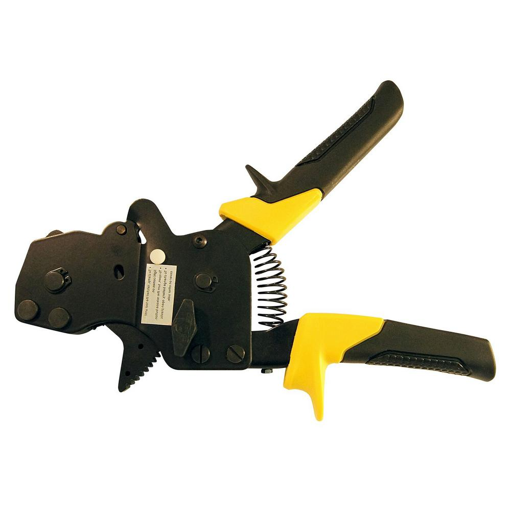 """1 1 PEX CLAMP CINCH CRIMP CRIMPER TOOL STAINLESS STEEL CLAMPS SIZE FROM 3//8/"""""""