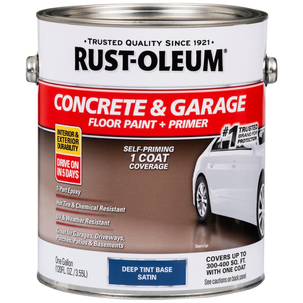 Rust Oleum 1 Gal Deep Base Concrete