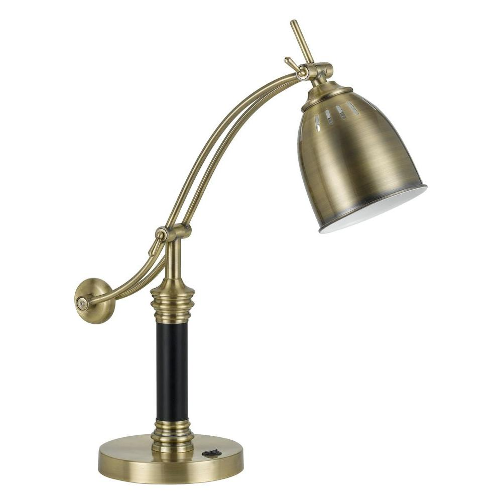 CAL Lighting Tuscola Adjustable Table Lamp-DISCONTINUED