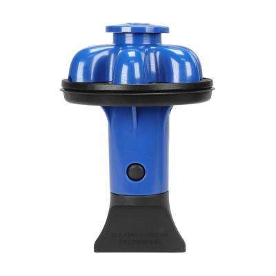 Disposal Genie II Garbage Disposal Strainer and Stopper in Blueberry