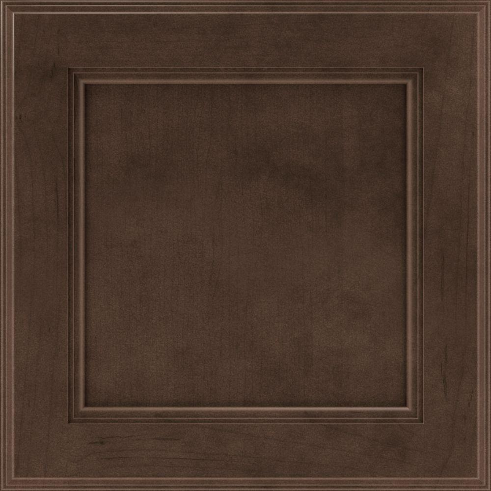 Thomasville 14.5x14.5 In. Hudson Cabinet Door Sample In Trestle