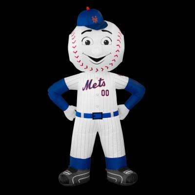 7 ft. New York Mets Inflatable Mascot