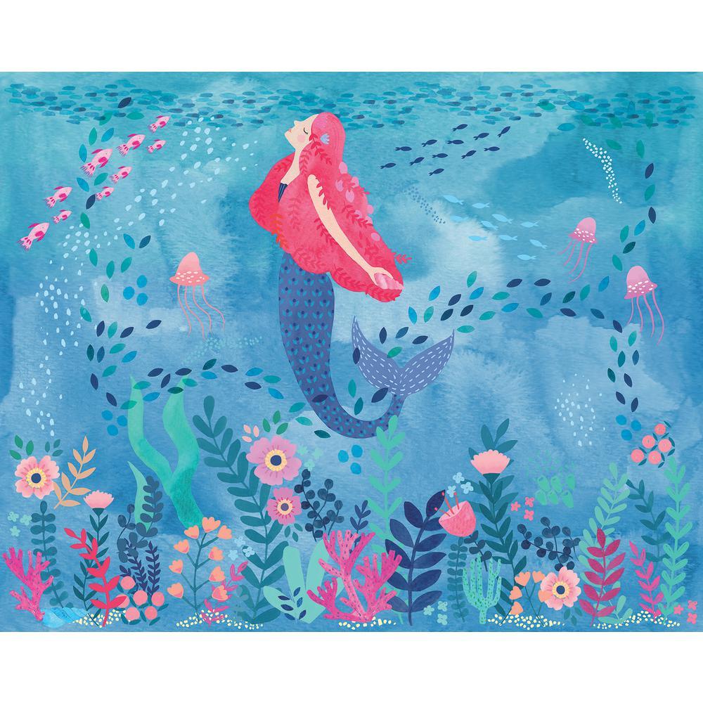 Mermaid Magic Mural