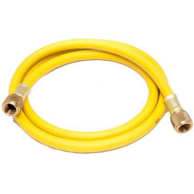 5 ft. Evacuation Hose with 3/8 in. Swivel Connection