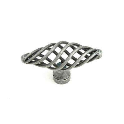 2 in. Pewter Cabinet Knob