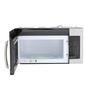 ge 1 6 cu ft over the range microwave in stainless steel rh homedepot com ge profile microwave spacemaker xl1800 manual GE Profile Spacemaker XL1800 Parts