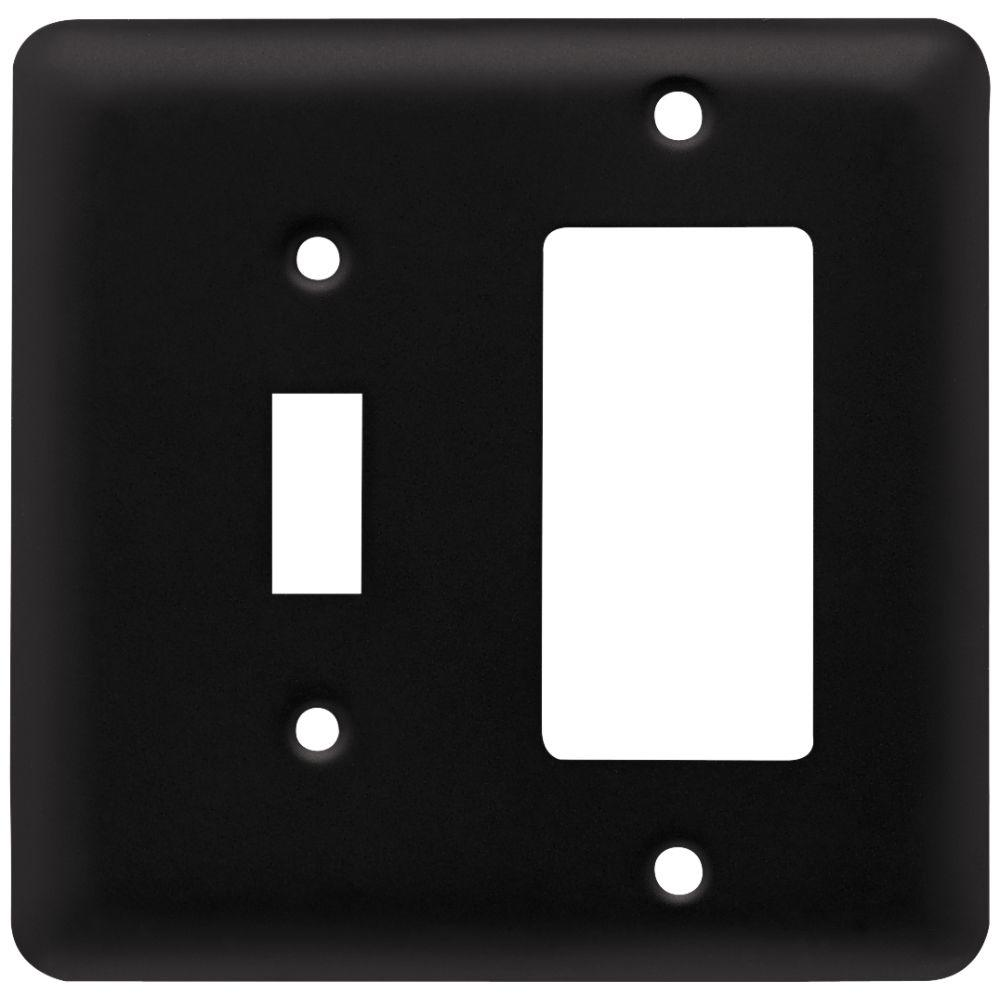 Black Switch Plates Mesmerizing Liberty Stamped Round Decorative Switch And Rocker Switch Plate Design Decoration