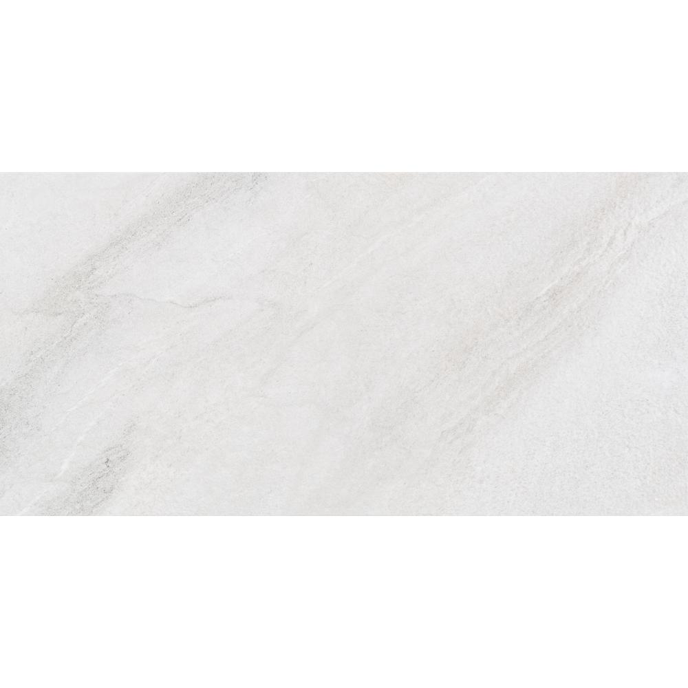 Eliane Riverstone Off White 12 In X 24 Porcelain Floor And Wall Tile