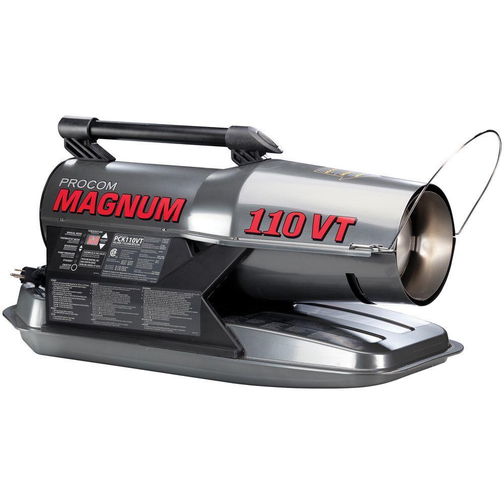 ProCom 80,000 to 110,000 BTU Portable Kerosene Heater by ProCom