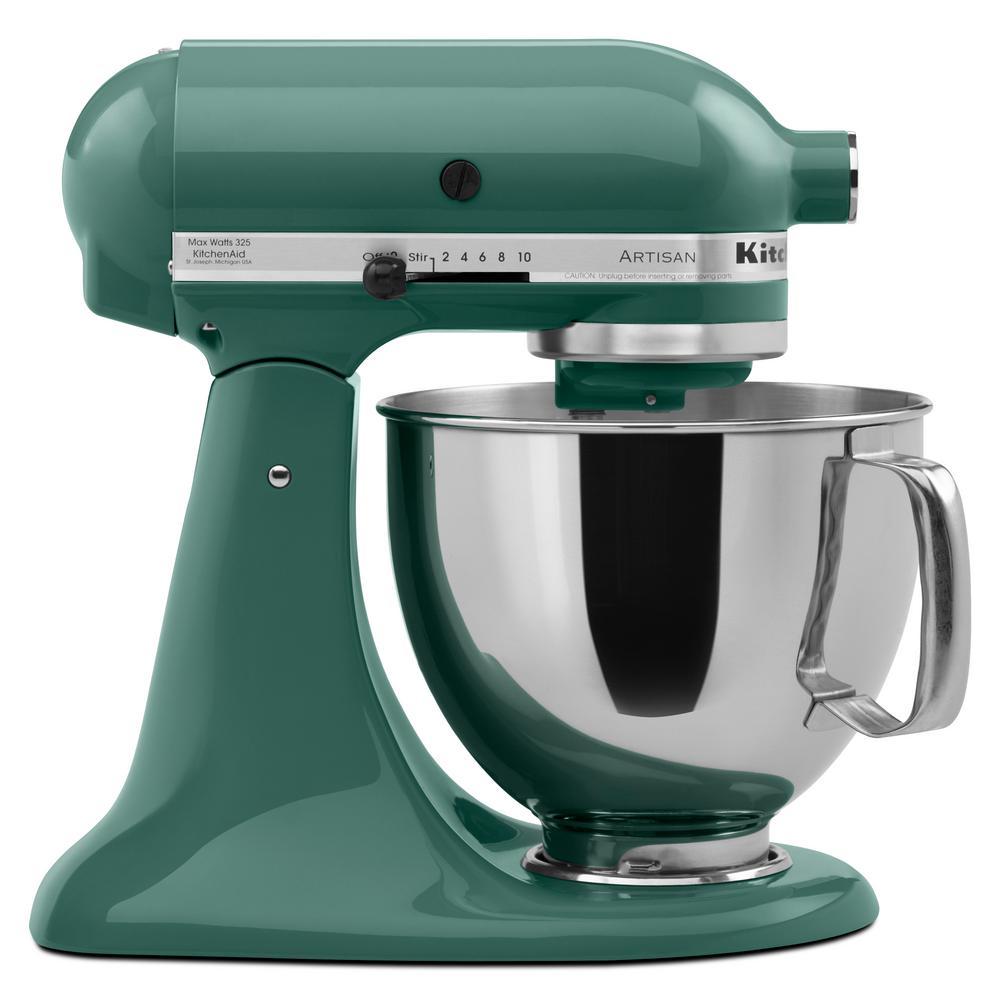 KitchenAid Artisan 5 Qt. Bay Leaf Stand Mixer
