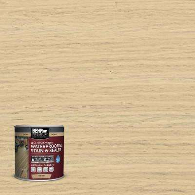 #ST-133 Yellow Cream Semi-Transparent Weatherproofing Wood Stain