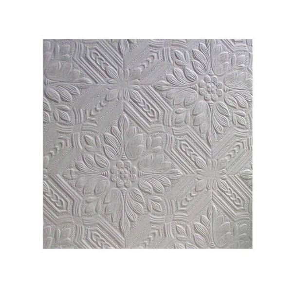 Howard Paintable Supaglypta Vinyl Strippable Wallpaper (Covers 56.4 sq. ft.)
