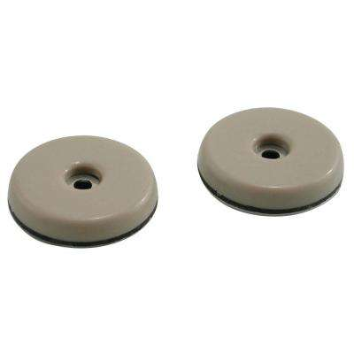 7/8 in. Adhesive Furniture Glides (8-Pack)