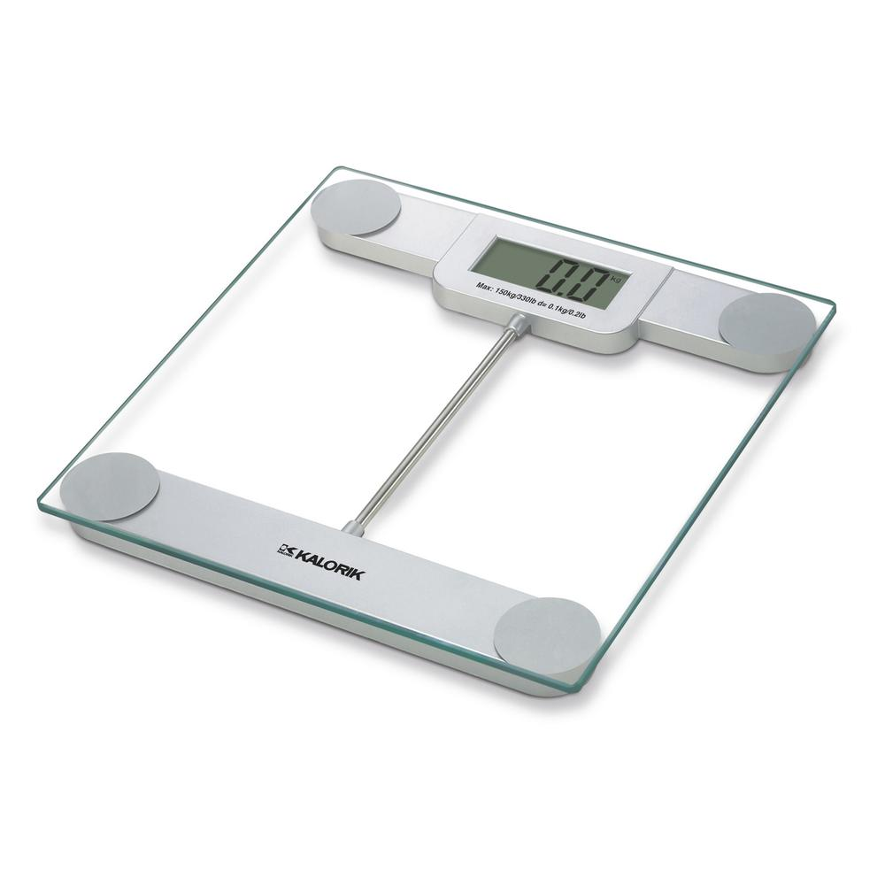 Kalorik Precision Digital Gl Bathroom Scale