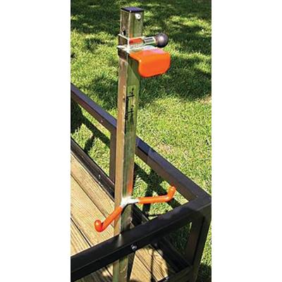 New Backpack Blower Rack for Stihl Newer BR 600 and BR 700, Trimmer Trap ST-4