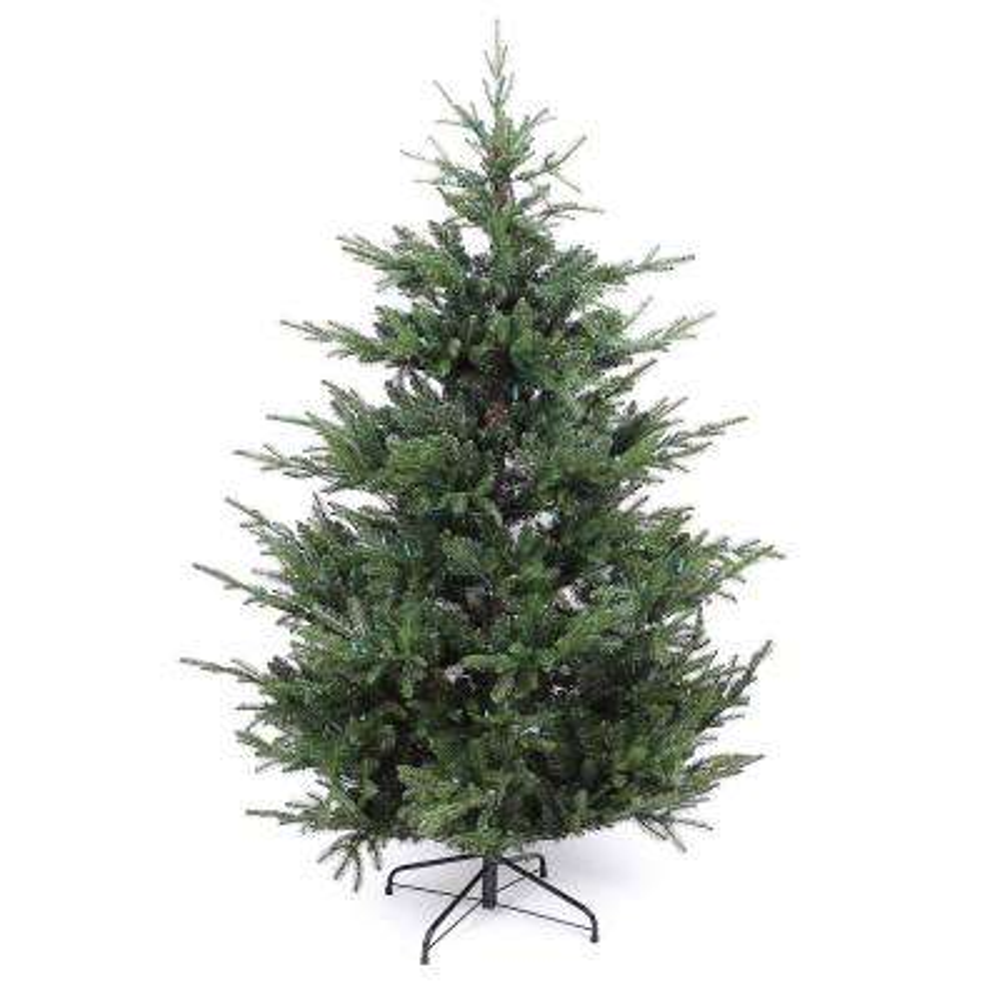 6 ft. Pre-Lit LED Christmas Tree with 350-Lights