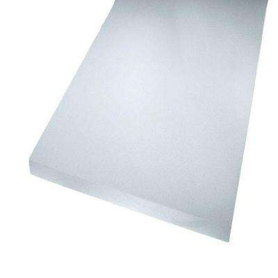3/4 in. x 11-1/4 in. x 8 ft. Frontier Trim PVC Board